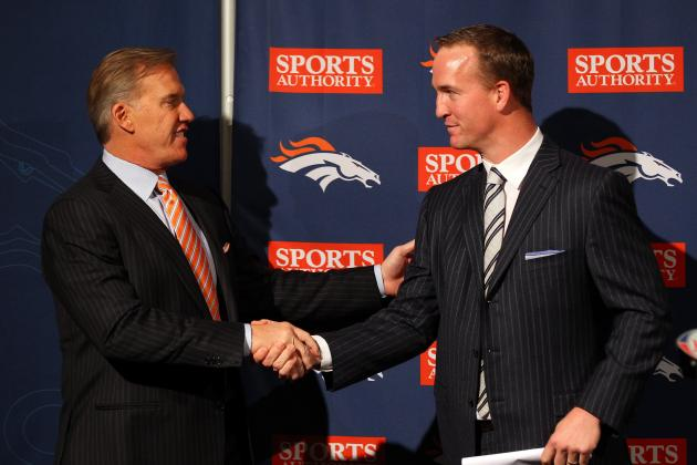 VP John Elway's Predictions About Broncos Offense: Balance Between Pass and Run