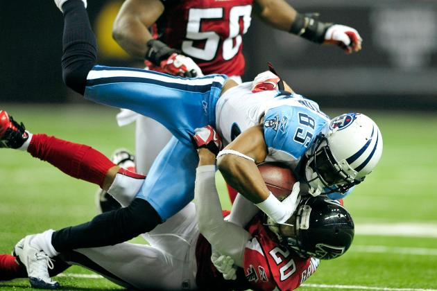 Titans, Falcons to Hold Joint Practice in August