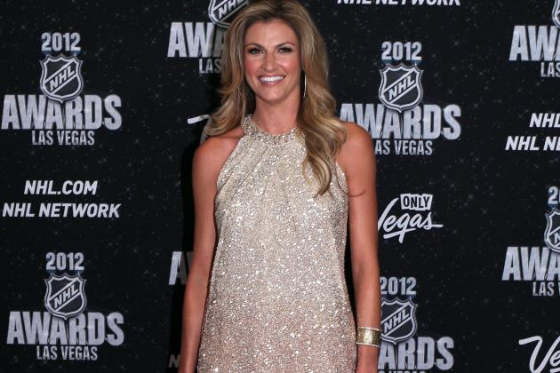 Erin Andrews Reportedly Eyeing Long-Term Deal with ESPN