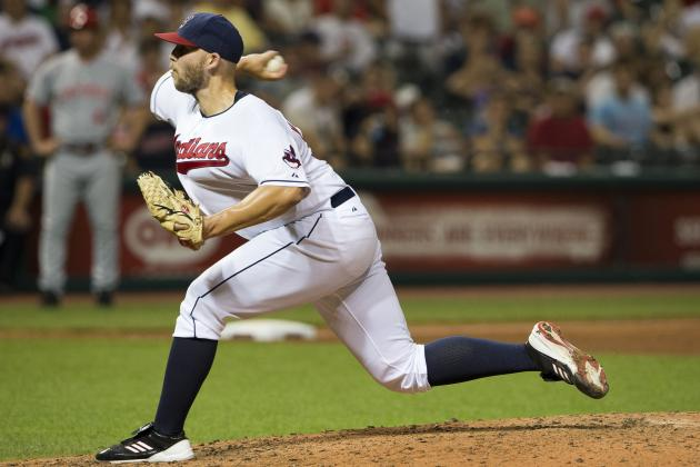 Justin Masterson: Cleveland Indians Hurler Wins AL Best of the Night Award