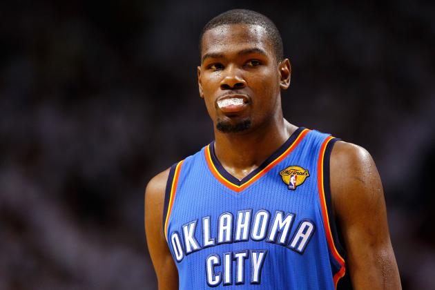 NBA Finals 2012: Kevin Durant Will Never Be League's Best Until Defense Improves