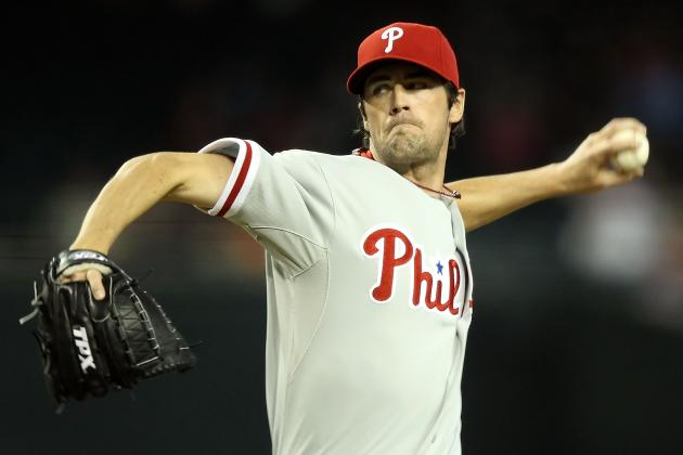 Why Dodgers Would Clinch World Series with Trade for Phillies Star Cole Hamels