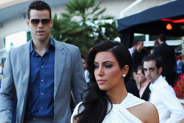 Kris Humphries Says Kim K Sex Tape Was Staged