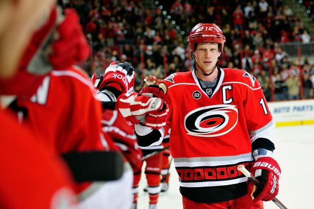 NHL 2012-2013 Schedule Released: Carolina Hurricanes' Schedule Preview