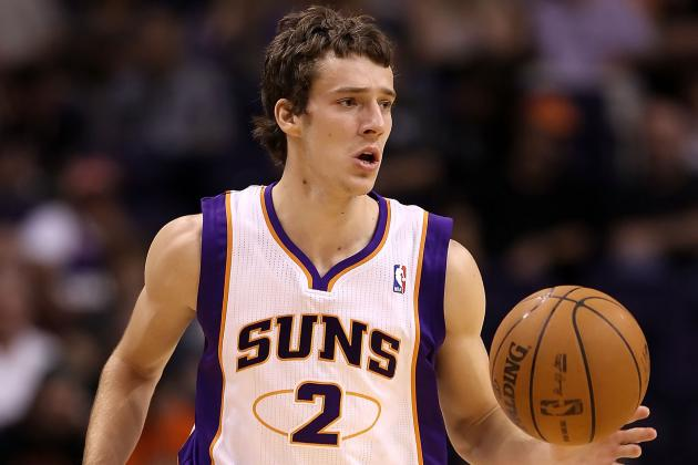 Suns to Pursue Free Agent Goran Dragic If They Lose Nash