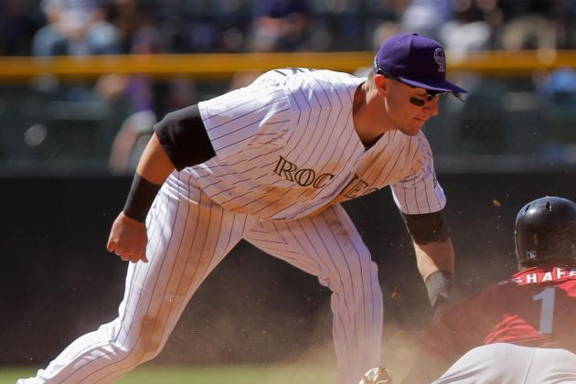 Troy Tulowitzki UNdergoes Groin Surgery, Out 6-8 Weeks