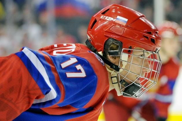 2012 NHL Mock Draft: Mikhail Grigorenko and Sliding Talents That Will Pay off