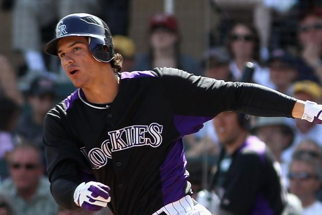 Arenado, Cabrera to Play in All-Star Futures Game