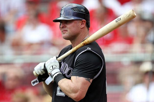 Rockies Mailbag: Jason Giambi Trade Can't Be Ruled Out for Colorado