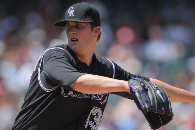 Rockies' Drew Pomeranz Makes Progress in Triple-A Outing