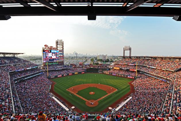 Philadelphia Phillies in 2012 Are No Day at the Beach