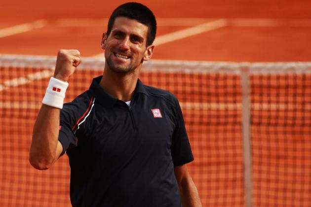 Wimbledon 2012 Draw: Novak Djokovic Deserves No. 1 Seed over Rafael Nadal