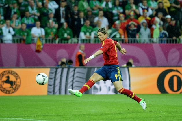 Euro 2012 Betting Predictions: Spain vs. France Odds and Picks