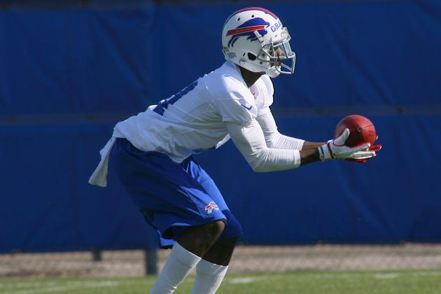 Buffalo 3rd-Rounder Graham Gets 1st-Team Reps but Still Has a Long Way to Go