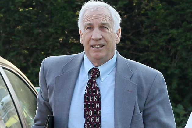 Jerry Sandusky's Adopted Son Claims He Was Abused and Would Have Testified