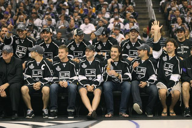 Kings Release Schedule, Open Season at Home Against Rangers