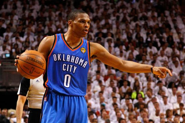 NBA Finals Schedule 2012: Game 5 Win Would Put Oklahoma City in Driver's Seat