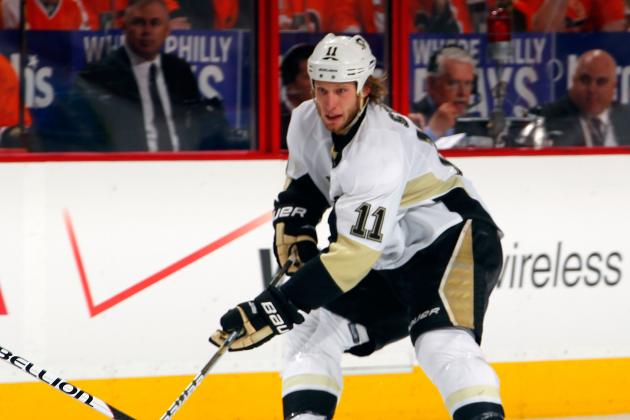 Jordan Staal Rejects Penguins' 10-Year Extension Offer
