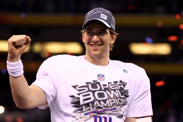 Can Eli Manning Guide the Giants to a Dominant Regular Season?