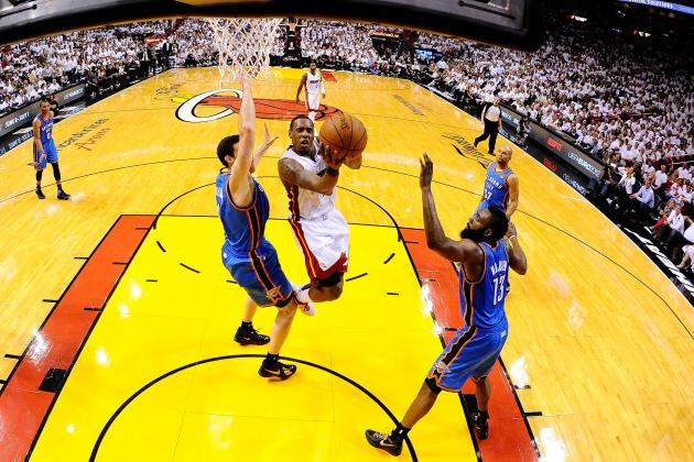 Game 5 NBA Finals 2012: Underrated X-Factors in Pivotal Battle
