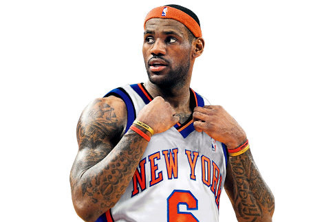 Why LeBron Wouldn't Be Playing for Title If He'd Joined Amare Stoudemire, Knicks