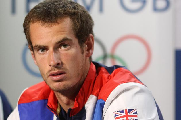 Britain Picks Murray for Singles at Olympics