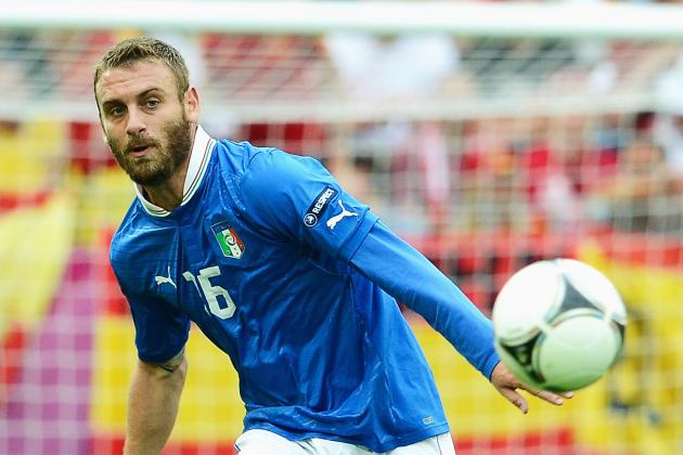 Manchester City Set Eyes on Roma Midfielder Daniele De Rossi?