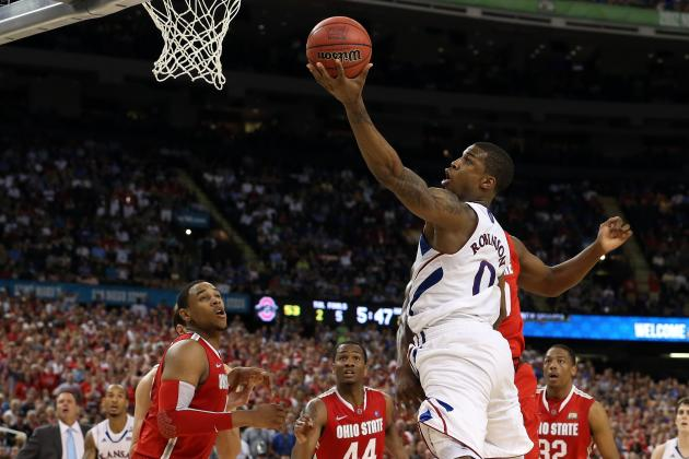 NBA Draft 2012: Thomas Robinson Should Be No. 2 Pick