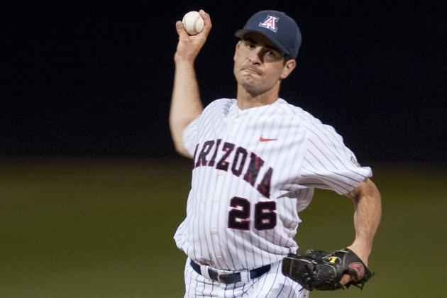 College World Series 2012: Arizona's Offense Will Carry Team to CWS Win