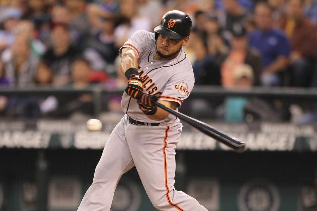 San Francisco Giants: Why Melky Cabrera Won't Win NL MVP