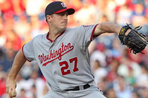 Nationals Would Be Making Huge Mistake by Not Extending Jordan Zimmermann Now