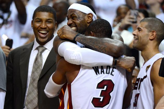 Heat Win NBA Title: Now LeBron James Can Be Accepted as Basketball's King