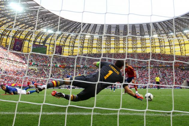Euro 2012: Quarterfinal Odds Preview and Prediction for Spain vs. France