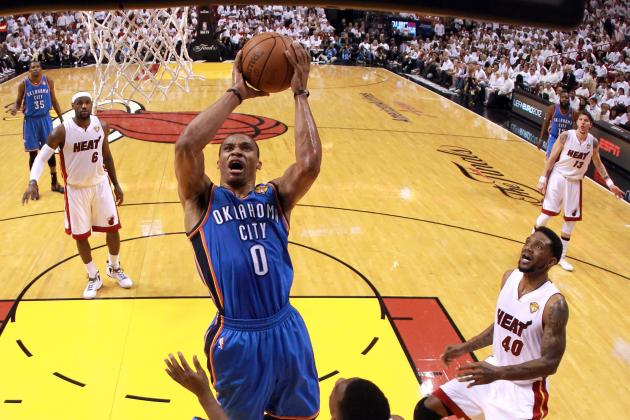 Russell Westbrook: The Oklahoma City Thunder's Biggest Flaw