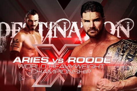 Impact Wrestling Live: Roode vs. Aries Set, the Bound for Glory Series and More