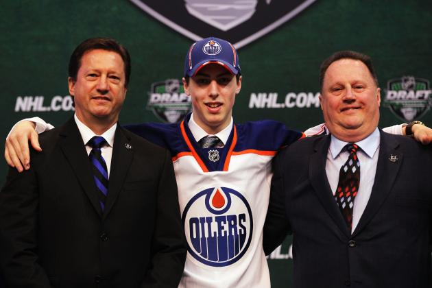 NHL Entry Draft: Analyzing the Edmonton Oilers and Their First Overall Pick