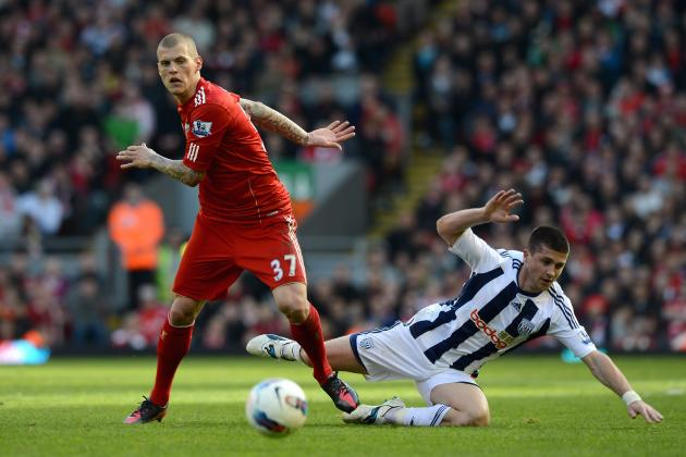 Liverpool Would Be Smart to Cash in on Martin Skrtel
