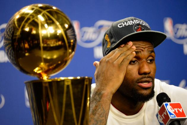 Now That LeBron James Won the NBA Title, Will Fans Forgive Him?