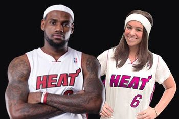 Miami Heat Headband Girl and the Evolution of Fandom in the Social Media Age