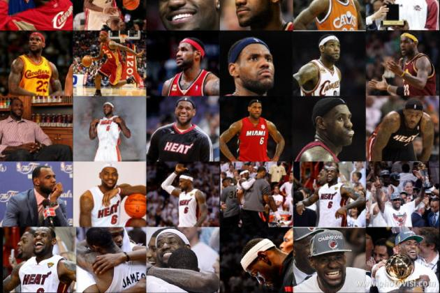 Breaking Down How LeBron James Made the Biggest Transformation in NBA History