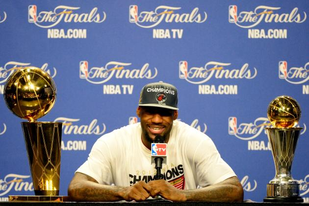 2012 NBA Finals: How LeBron Shed the Choking Moniker