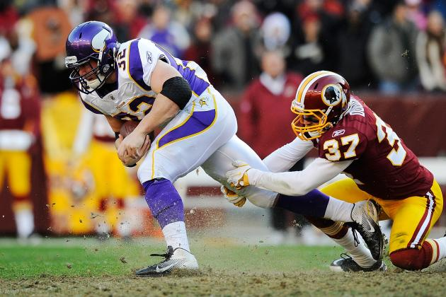 Forget Adrian Peterson: The Vikings Are Fine with Toby Gerhart for Now