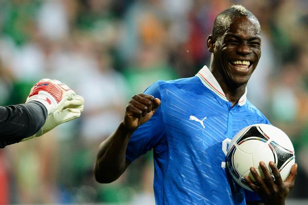 Mario Balotelli: Why Young Star Is Most Frustrating Player in Sports