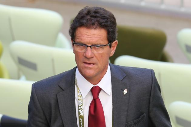 Capello: Even If England Beat Italy, Germany Will Knock Them out