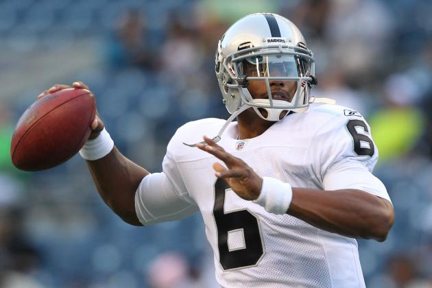 What Role Can Terrelle Pryor Play for Oakland Raiders in 2012?