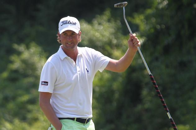 Travelers Championship 2012: Webb Simpson and Stars Who Will Contend on Sunday