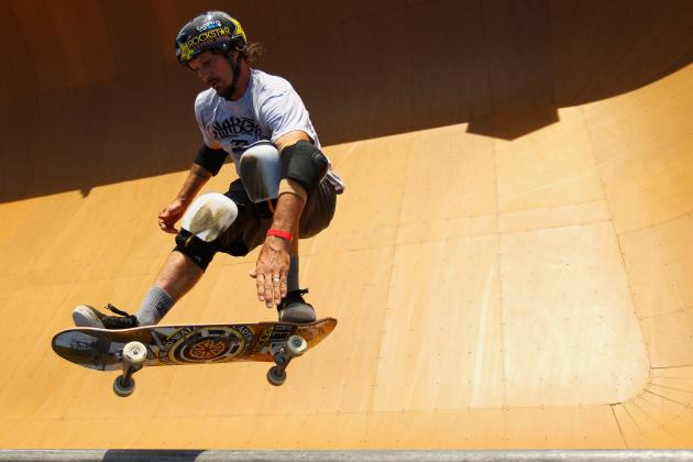 Summer X Games 2012 TV Schedule: When and Where to Watch All Events