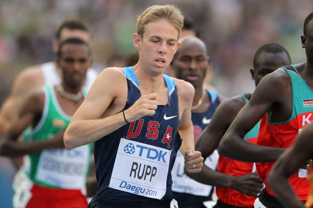 US Olympic Trials Track Schedule: Breaking Down What to Watch on Day 1