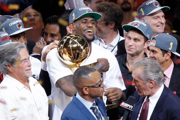 NBA Finals:  LeBron James Silences His Critics with MVP Championship Performance