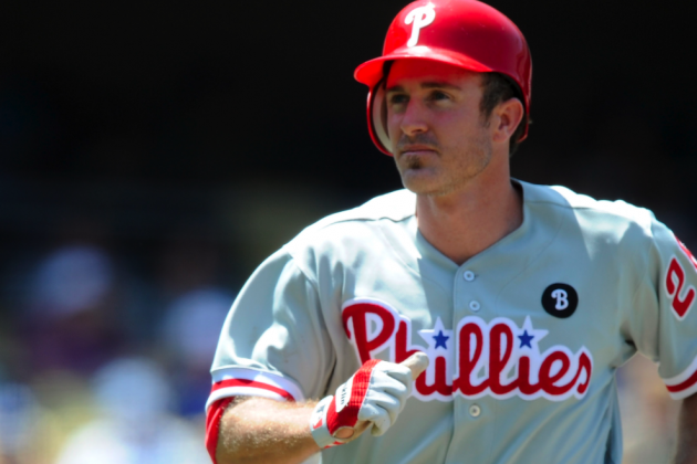 Philadelphia Phillies: How Chase Utley's Return Impacts Team's Playoff Chances